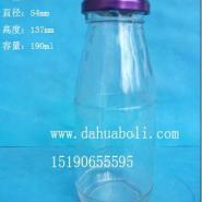 200ml果茶饮料玻璃瓶生产商图片