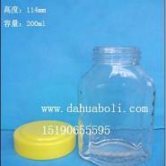 200ml玻璃蜂蜜瓶生产商图片