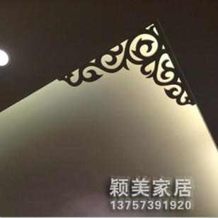 PVC雕花板/镂空板/通花板/角花图片