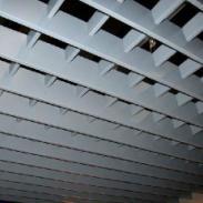 吊顶铝格栅天花板-河南吊顶铝格栅图片