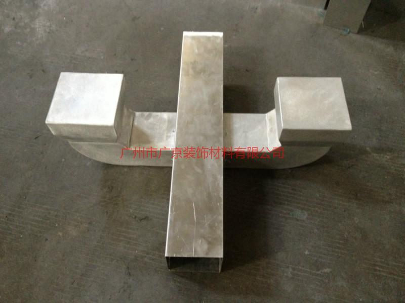 供应弧型铝方通-佛山弧型铝方通厂家-广州进出口弧型铝方通吊顶价格