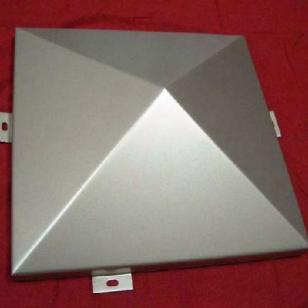 广东双曲铝单板厂家图片