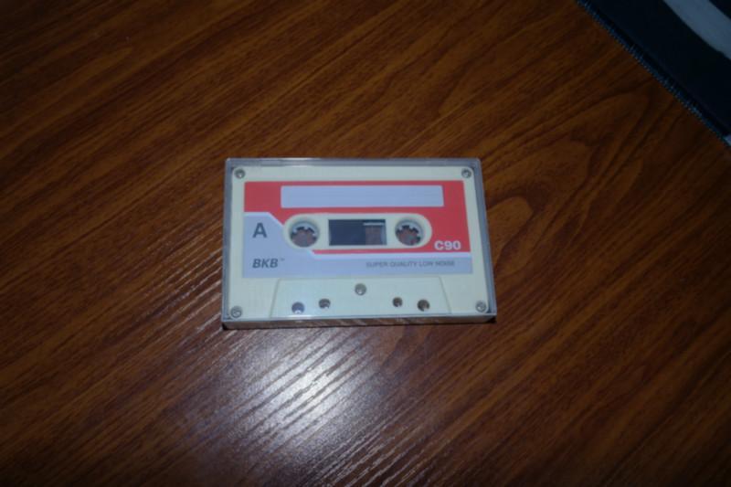 供应空白磁带录音带90分钟