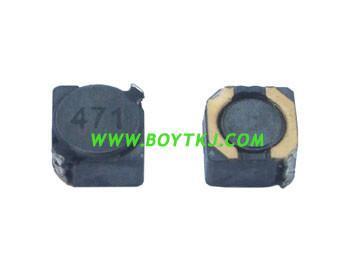 贴片功率电感CH5D18-4R1M绕线电感 贴片电感 正方形电感