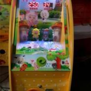 巩义动物滚滚球小游戏机投币机图片