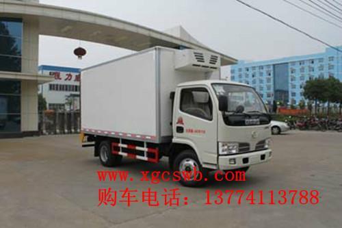 供应国四东风瑞铃小型冷藏车冷藏车报价 保温车厂家 冷冻车价格