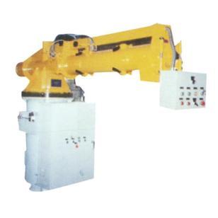 s24系列单臂树脂砂混砂机图片