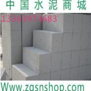 陕西加气混凝土砌块价格图片