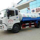 供应东风天锦12吨喷洒车价格15072990099
