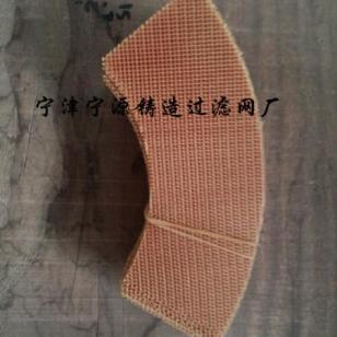 宁津宁源铸造过滤网厂产量大图片