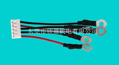 供应仪器连接线   O型端子线束