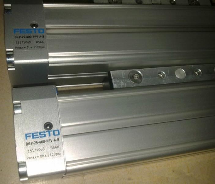供应深圳比较好点的FESTO无杆气缸DGP-25-300经销商