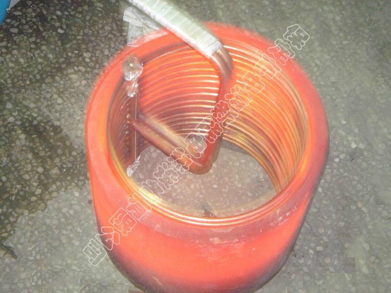 供应小件金属熔炼齿轮淬火缸套热装超音频大全选国内优厂家中清 保定超音频批发生产商