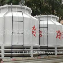供应圆形玻璃钢冷却塔中清新能制造厂家规格齐全价钱低质量优 保定圆形玻璃钢冷却塔批发