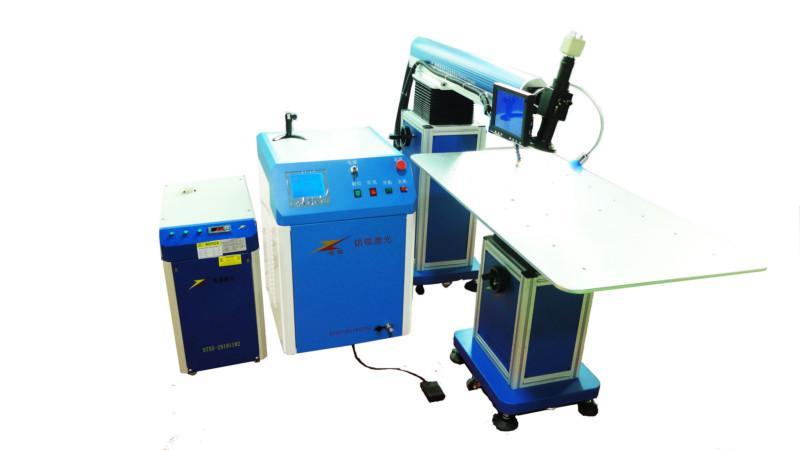 供应吉林广告字激光焊接设备图片