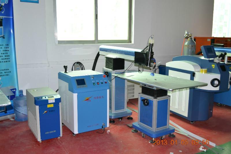 供应山西广告字激光焊接设备供应商图片