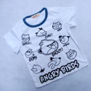 全国最便宜棉料童T恤4元图片