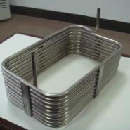 不锈钢无缝盘管抛光盘管图片