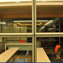 供应用于办公室装修百叶帘高隔墙安装批发