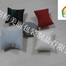 供应深圳绒布海绵枕头直销商,深圳市手表枕头厂家直销图片