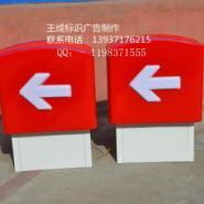 供应西藏桑日县加油站进出口灯箱