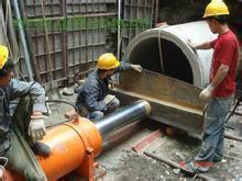 供应银川市非开挖定向钻施工,专业非开挖,泥水平衡施工图片