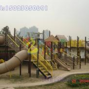 九龙坡区超大型攀爬玩具图片