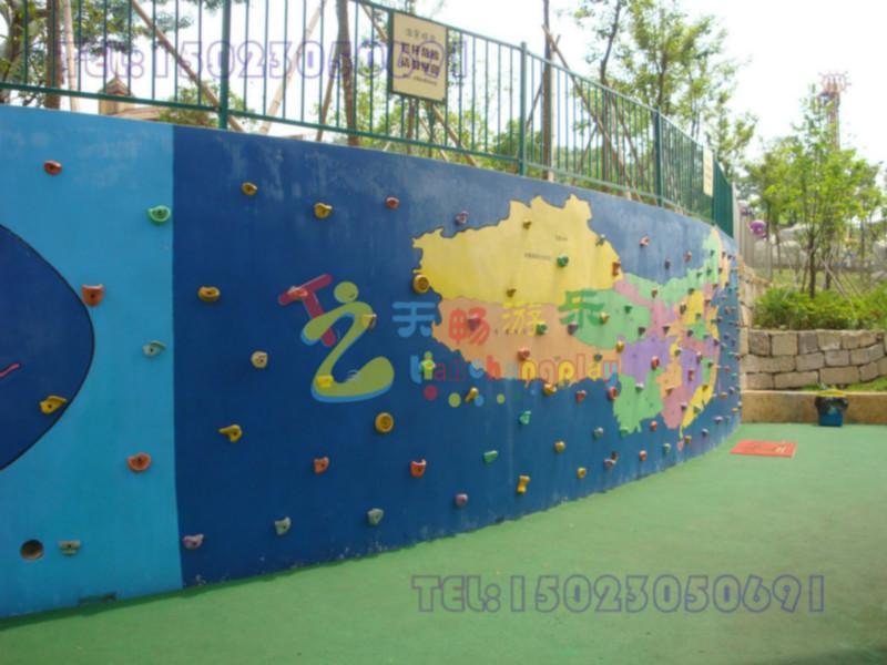 贵州高空攀岩墙建造,四川木质攀岩墙施工, 重庆长寿幼儿园攀岩墙