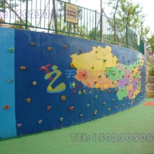 重庆永川儿童攀岩墙图片