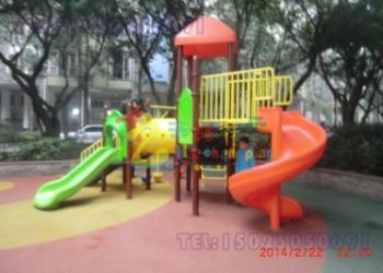重庆万盛小区儿童玩具图片