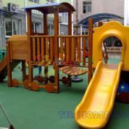 重庆铜梁木质攀爬玩具图片