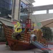 大足县大型儿童游乐海盗船图片