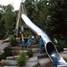 ★四川哪里有做儿童滑滑梯厂家★南岸区大型木质玩具订做★重庆合川区超大型滑筒批发