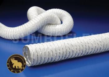 内夹复合铝箔纤维风管180图片