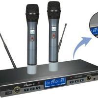 供应家庭KTV无线话筒,南昌KTV音响公司|NIUCARD MD6880无线话筒价格