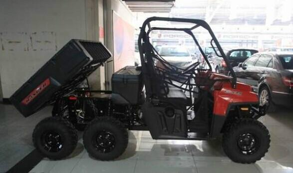 供应大兴安岭北极星800六轮驱动沙滩车价格:5000元图片