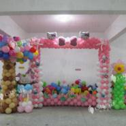 气球装饰布置/气球拱门/气球水果图片