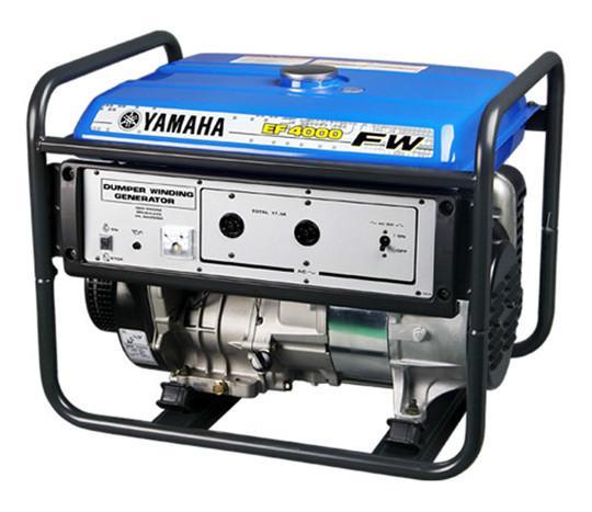供应济南雅马哈发电机EF4000FW-3千瓦
