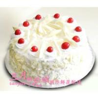供应生日蛋糕国外配送到肯尼亚内罗毕1千克/生日蛋糕/全球送蛋糕