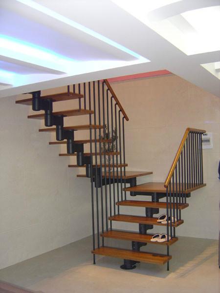 供应山西阳泉奥林花园小区楼梯设计