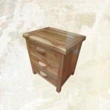 供应中式储物柜现代实木家具田园收纳柜榆木床头柜仿古小柜子批发