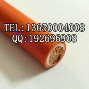 橙色电焊线/焊机软电缆线RV软电缆图片
