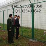 厂家直销监狱护栏网,勾花护栏网,折弯护栏网