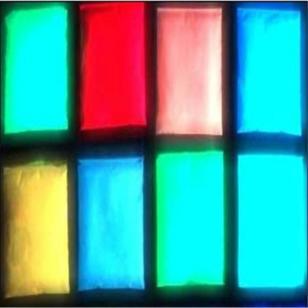五星行夜光玩具专用发光粉图片