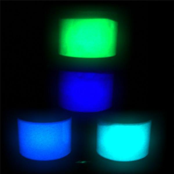供应五星行夜光硅胶专用夜光粉夜光粉持续时间夜光粉批发商