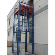 供应商丘导轨式升降货梯液压升降机液压升降平台杂货电梯厂家济南隆发机械图片