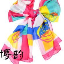 供应桑蚕丝丝巾 100桑蚕丝丝巾 真丝丝巾 桑蚕丝双面围巾