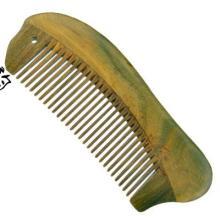 供应玉檀香木梳 桃木梳子 木梳 绿檀木梳子 正品 木梳 木梳子 檀木