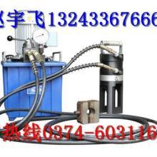 供应螺纹钢用钢筋挤压机-甘肃兰州挤压机报价