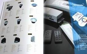 深圳宣传品画册设计图片